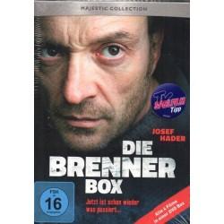 Die Brenner Box - 4 DVD -...