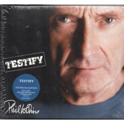 Phil Collins - Testify -...