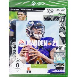 Madden NFL 21 - Xbox One -...