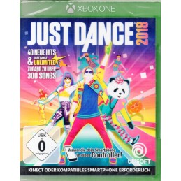 Just Dance 2018 - Xbox One...
