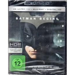 Batman Begins - 4K Ultra HD...