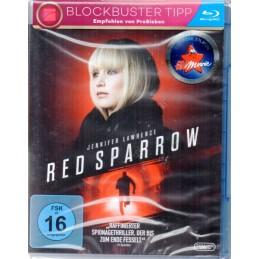 Red Sparrow - BluRay - Neu...