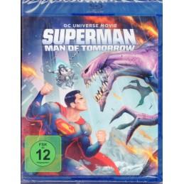 Superman - Man of Tomorrow...