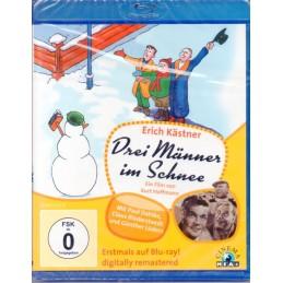 Drei Männer im Schnee -...