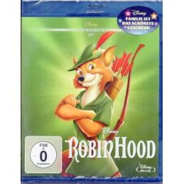 Disney Robin Hood - BluRay...