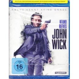 John Wick - BluRay - Neu / OVP