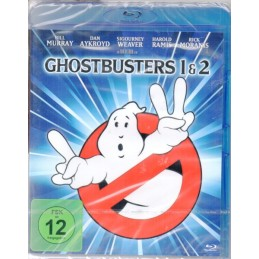 Ghostbusters 1 & 2 - BluRay...
