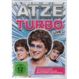 Atze Schröder - Turbo - DVD...