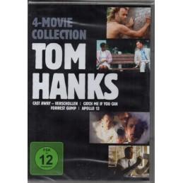 Tom Hanks - 4-Movie...