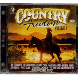 Country Freedom Vol. 1 -...