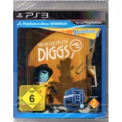 Privatdetektiv Diggs -...