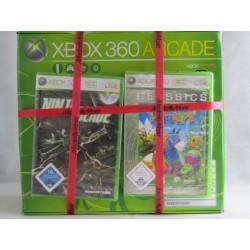 XBOX 360 Arcade Konsole...