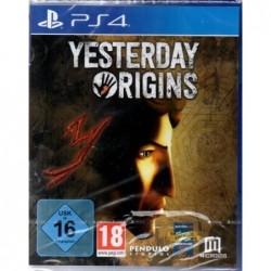 Yesterday Origins -...