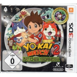 YO-KAI WATCH 2 - Knochige...
