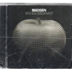 Madsen - Wo Es Beginnt - CD...
