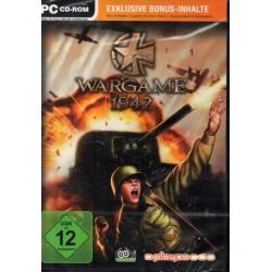 Wargame 1942 - PC - deutsch...