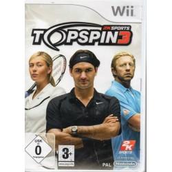 Top Spin 3 - Nintendo Wii -...