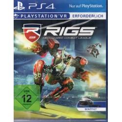 RIGS - Mechanized Combat...