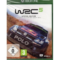 WRC 5 - Special Edition -...