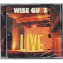 Wise Guys - Live - CD - Neu...