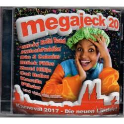 Megajeck 20 - Karneval -...