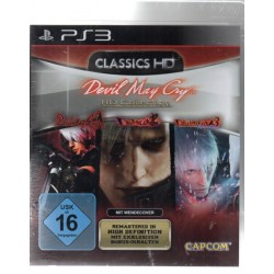 Devil May Cry - HD...