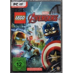 LEGO Marvel Avengers - PC -...