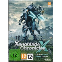 Xenoblade Chronicles X -...
