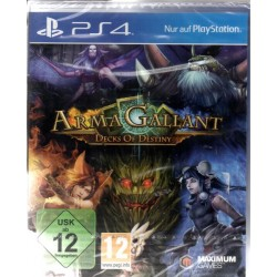 ArmaGallant - Playstation...