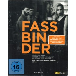 Fassbinder Edition - BluRay...