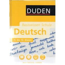 Duden - Basiswissen Schule...