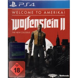 Wolfenstein II - Welcome to...
