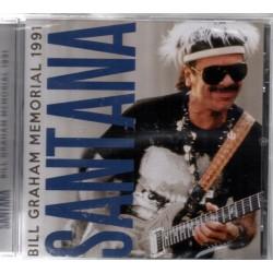 Santana - Bill Graham...
