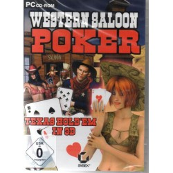 Western Saloon Poker - PC -...