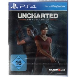 Uncharted - The Lost Legacy...