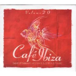 Cafe Ibiza Vol. 20 -...