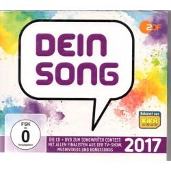 Dein Song 2017 - Various -...