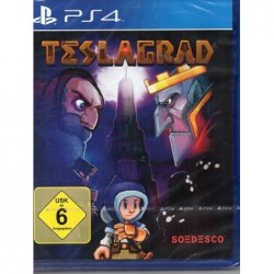 Teslagrad - Playstation PS4...