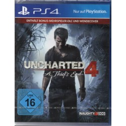 Uncharted 4 - A Thief's End...