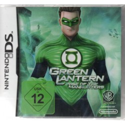 Green Lantern - Rise of the...