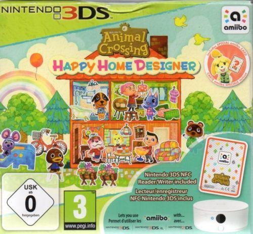 Happy Home Designer | Animal Crossing Happy Home Designer Nintendo 3ds Neu Ovp Ebay